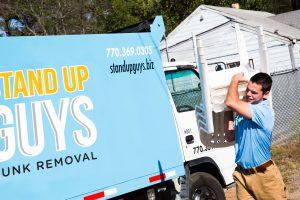 getting rid of junk in osprey