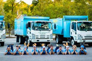 junk removal company in westshore tampa