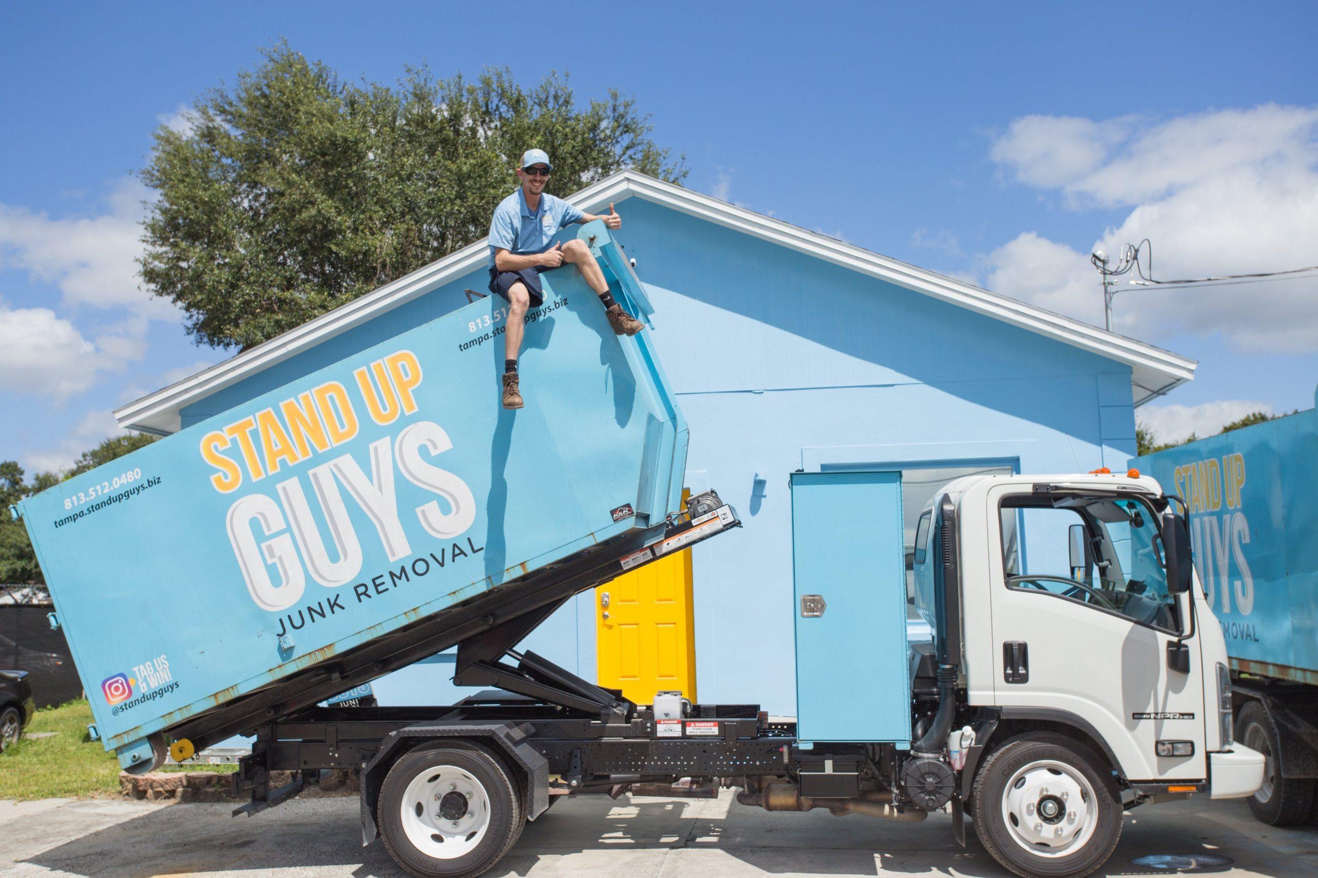 Northside Jacksonville junk removal