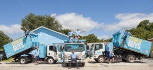 junk hauling jacksonville florida