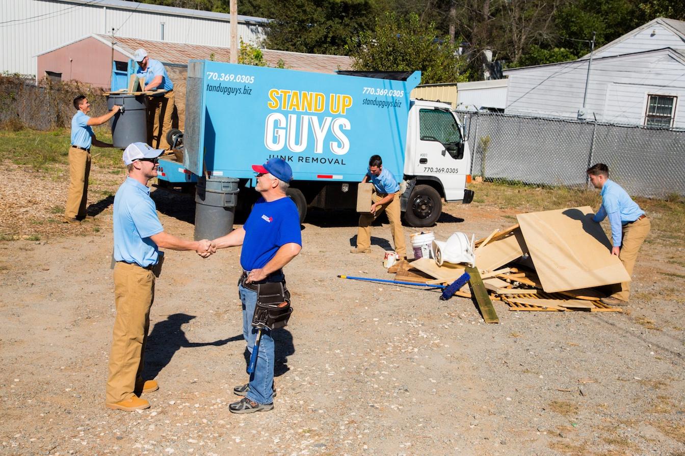 Celebration junk removal service