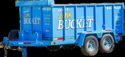 Junk Bucket Dumpster