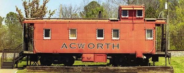 Acworth Junk Removal Train
