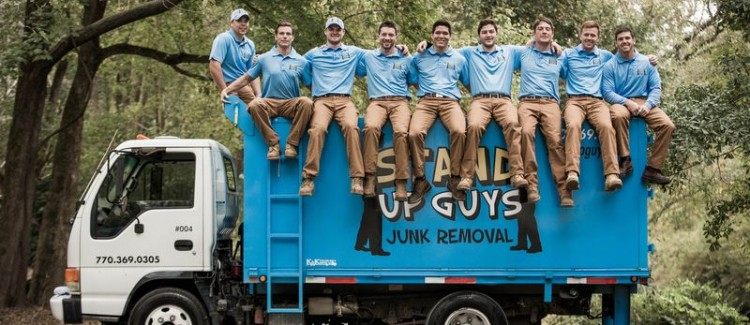 junk removal service in candler park