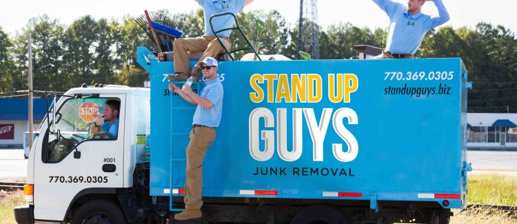 junk removal cherokee county