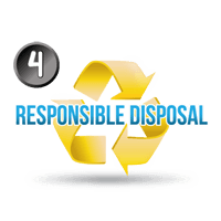 Responsible Disposal