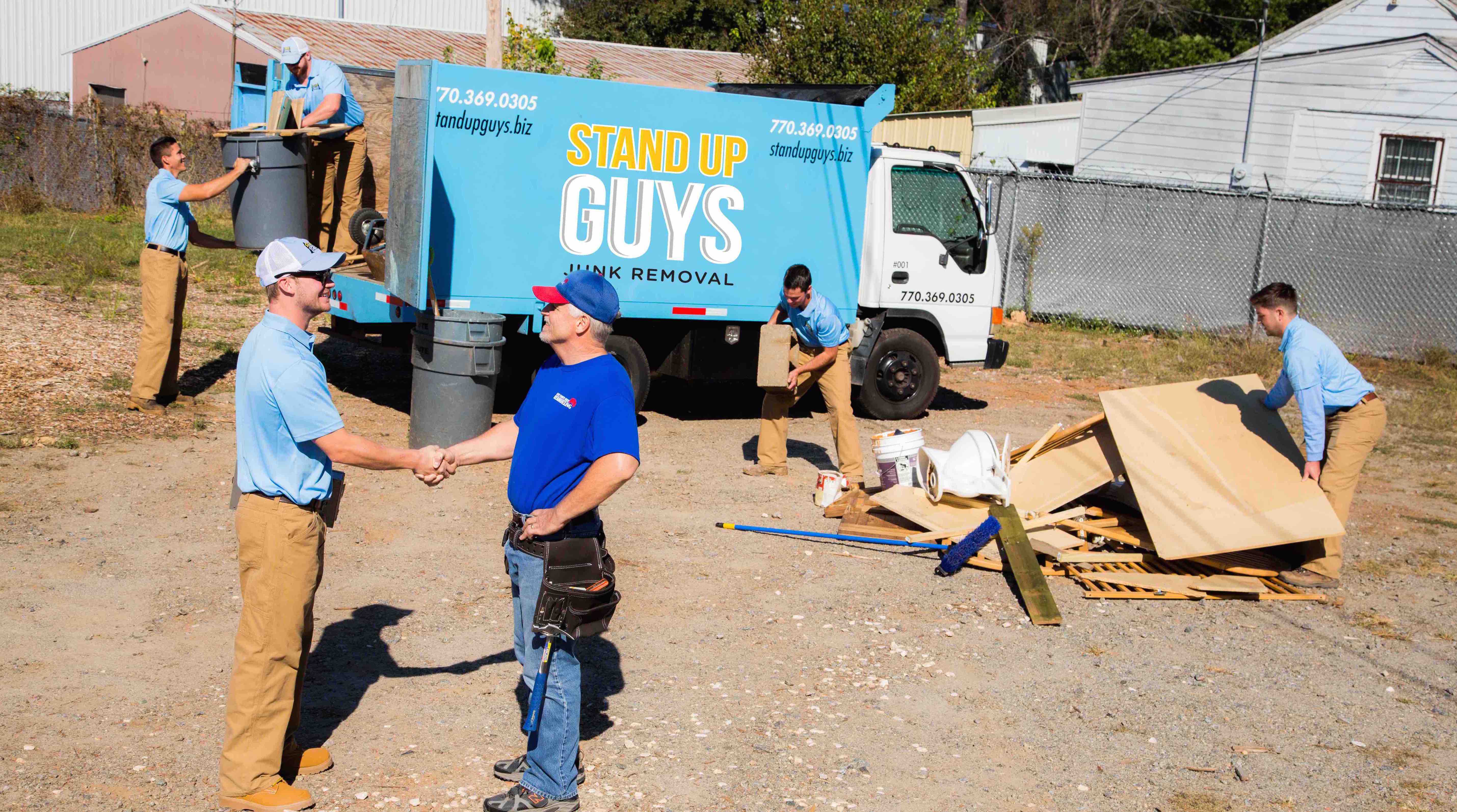 Stand Up Guys East Cobb Junk Removal