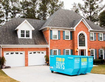 residential dumpster rental service
