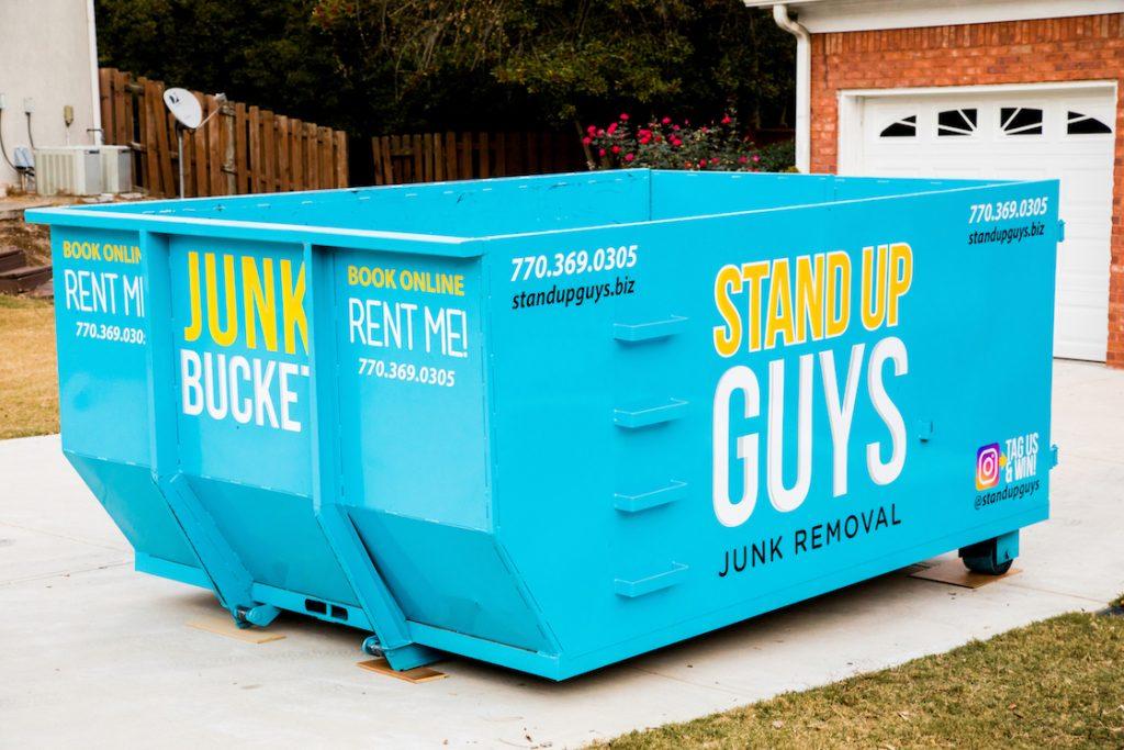 saint petersburg dumpster rental service