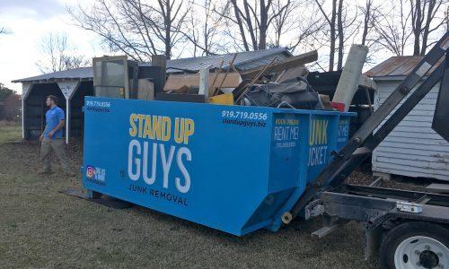 dumpster rental in Carrollwood, FL