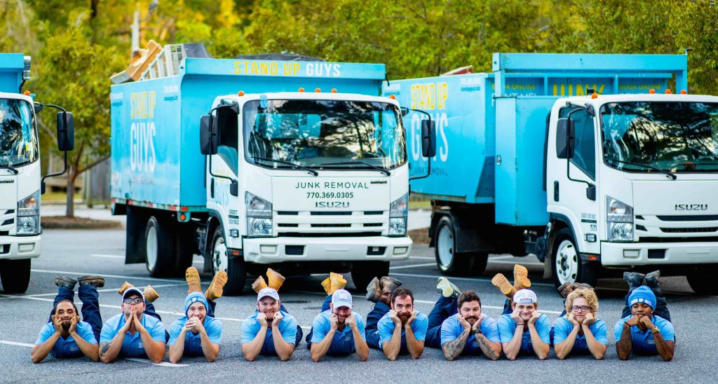 renting a dumpster service