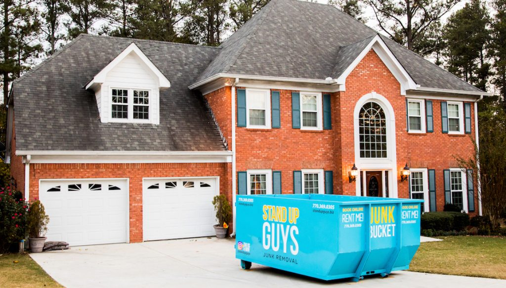 residential home dumpster rental