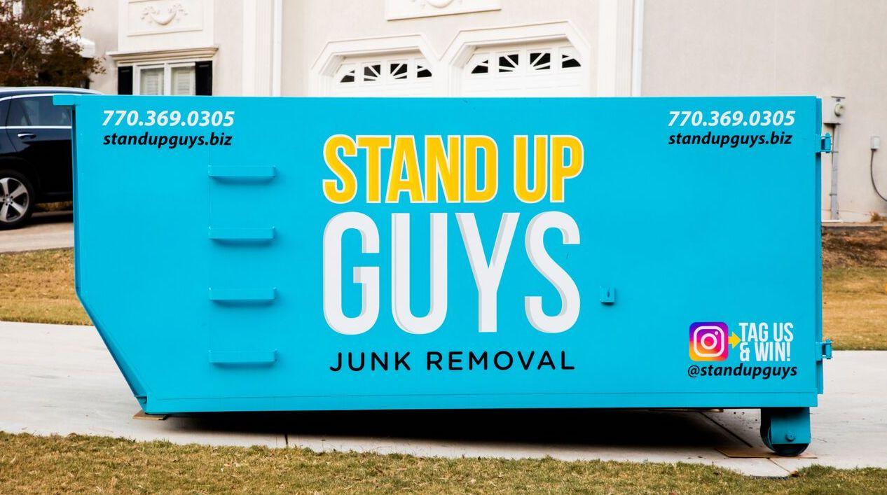 woodstock junk dumpster service