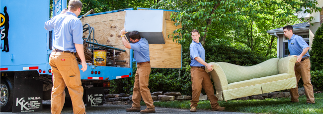 Stand Up Guys Home Furniture Removal Services