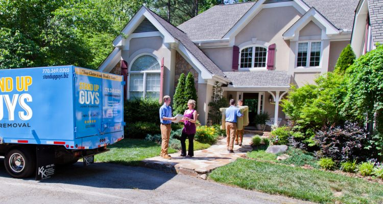 junk removal east cobb