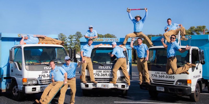 junk removal crew in north carolina