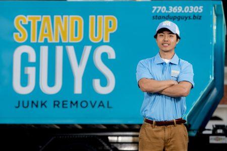junk removal crew in zebulon north carolina