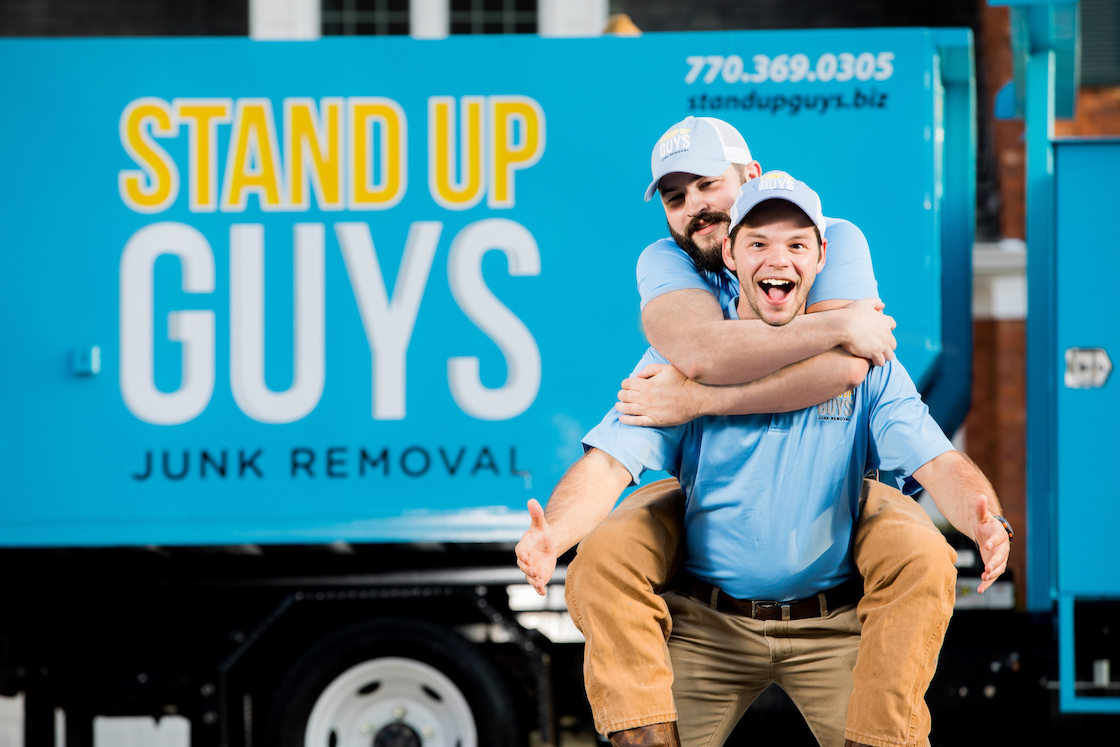 junk removal crew of knightdale