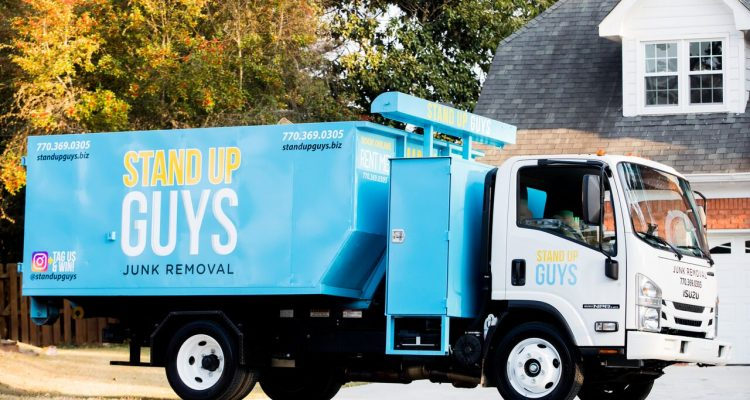 junk removal holly springs