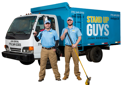 stand up guys junk removal atlanta