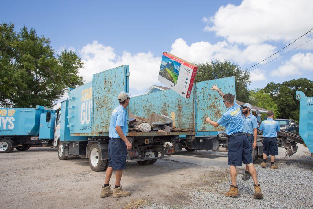 getting rid of junk in gastonia