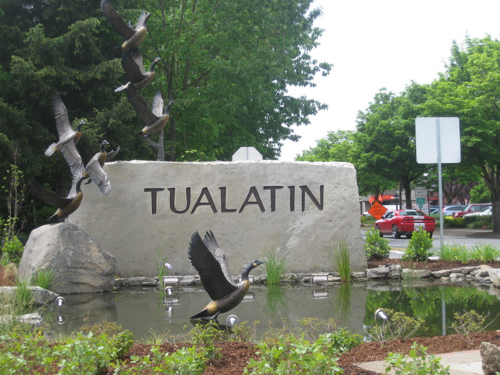 city of tualatin oregon