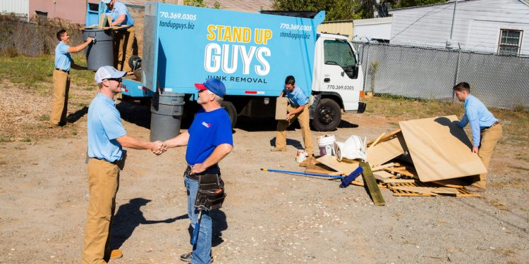 junk removal company in richardson texas
