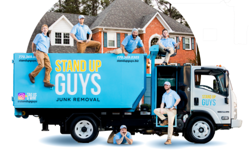 junk removal crew