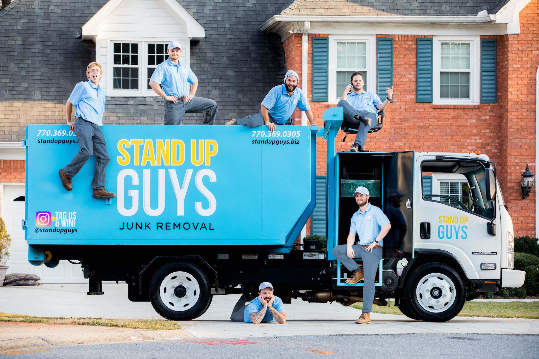 Round Rock Texas junk removal company
