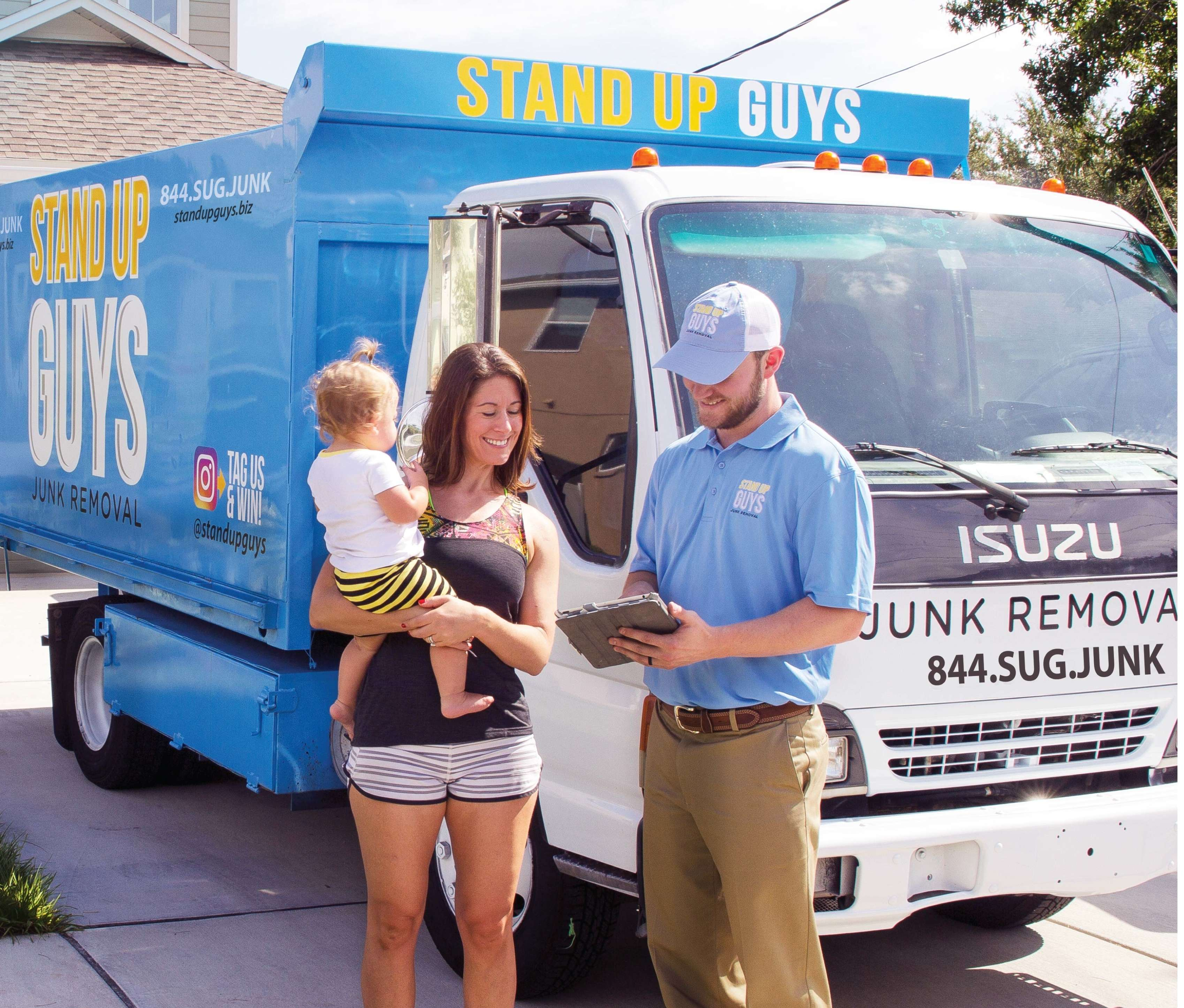 Junk Removal | Stand Up Guys Junk Removal