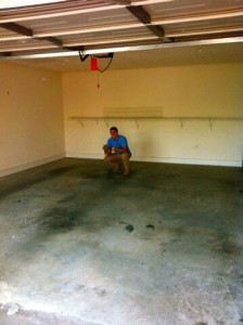 Stand Up Guys Junk Removal Clean Garage in Atlanta