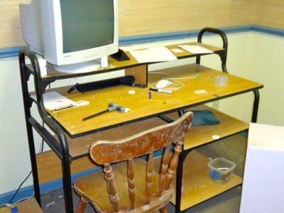 Desk Removal