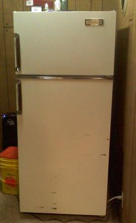 junk freezer removal