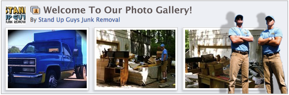 Stand Up Guys Junk Removal Photos