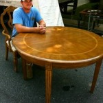 Table Removal in the Greater Metro Atlanta Area