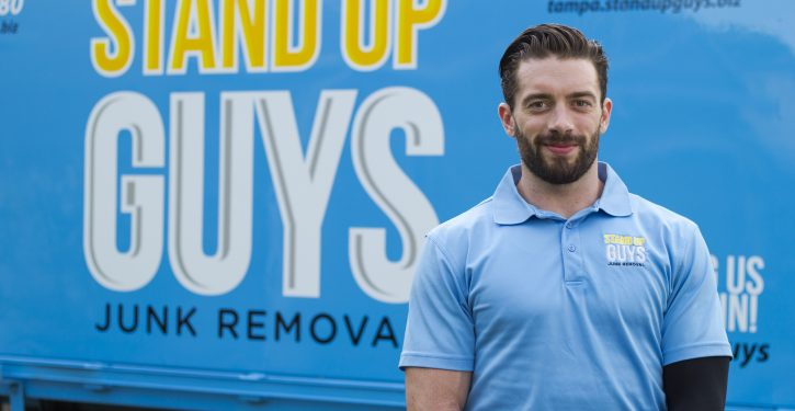 christiaan sammons stand up guys junk removal tampa