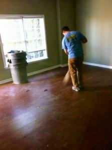 junk removal after home remodeling