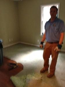 Carpet disposal in Atlanta