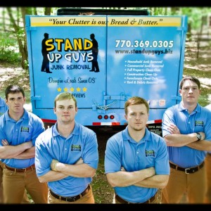Stand Up Guys Junk Removal Crew