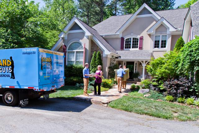Debris removal company of Atlanta