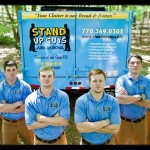 the stand up guys junk removal crew