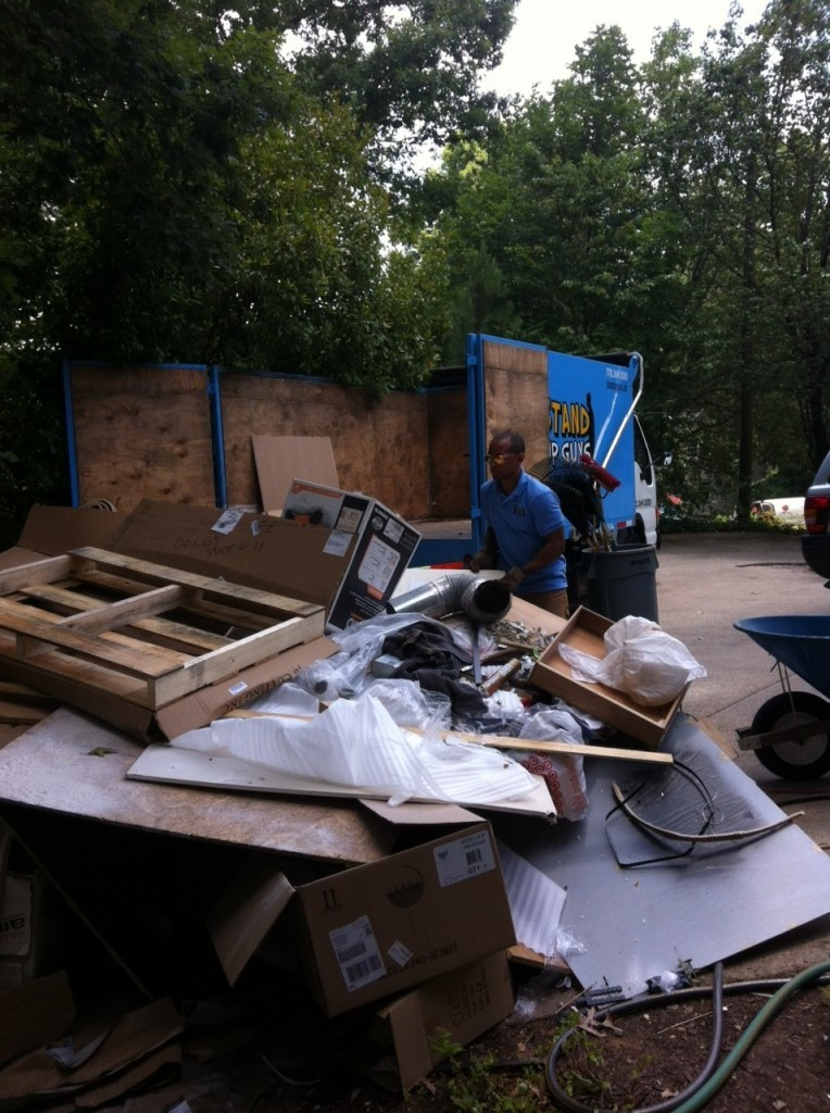 junk removal in virginia highlands