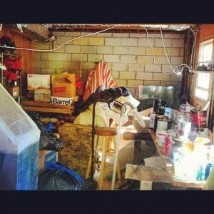 basement full of junk in kennesaw
