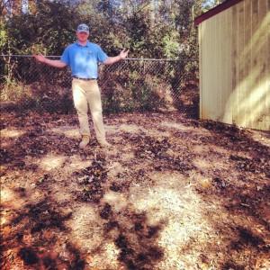 debris remova in woodstock