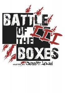 BATTLE OF BOXES IIIawef