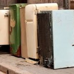 junk fridge