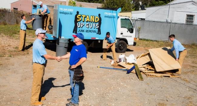 junk removal company in cumberland ga