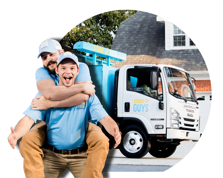 junk removal crew