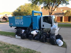 cary junk removal crew