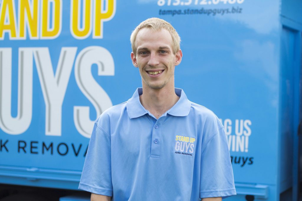 stand up guys junk removal tampa